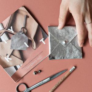 DIY KIT: BASTELN MIT LEDER