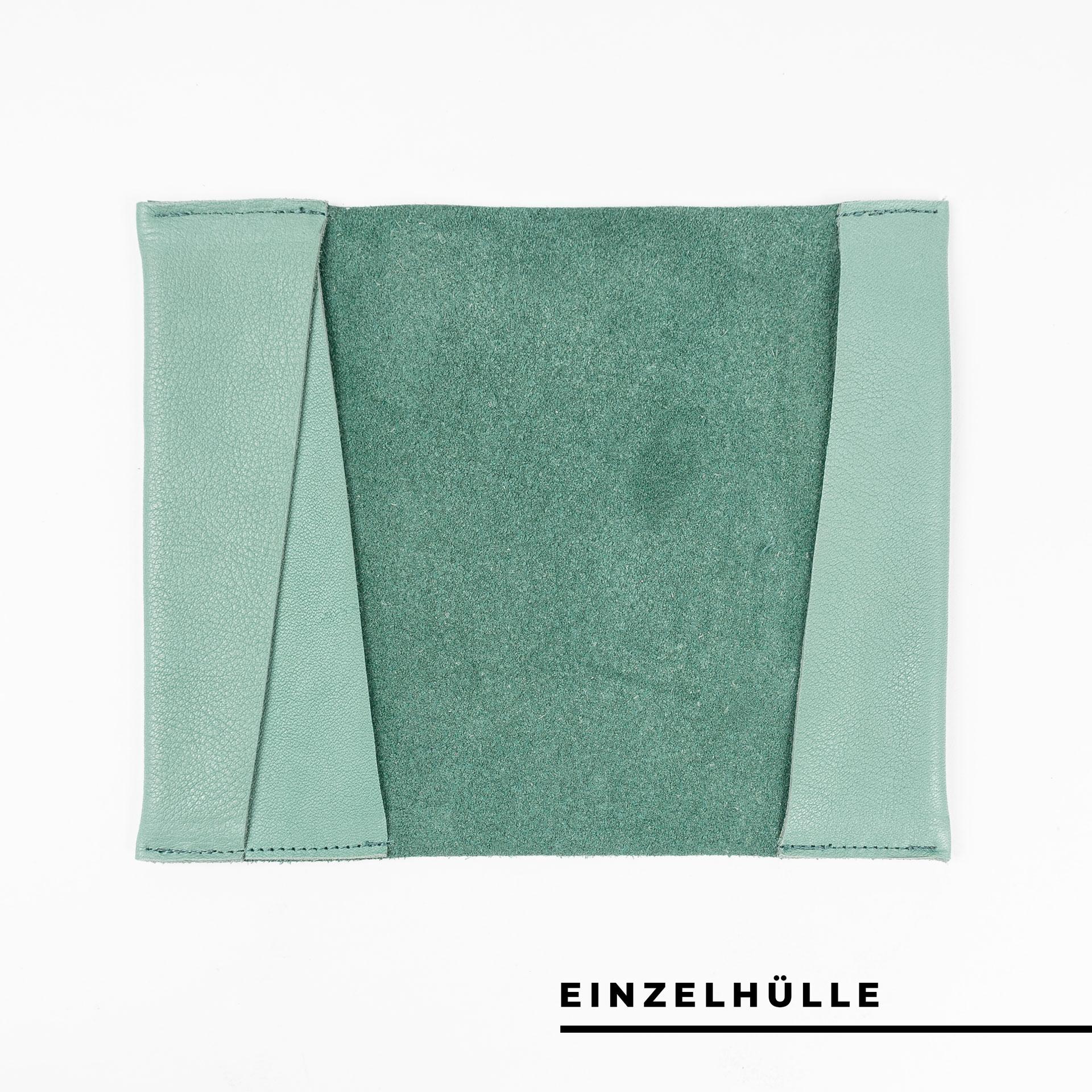 Mutter-Kind-Pass-Huelle-Oesterreich-Naturleder-Franziska-Klee-mint-einzelhuelle